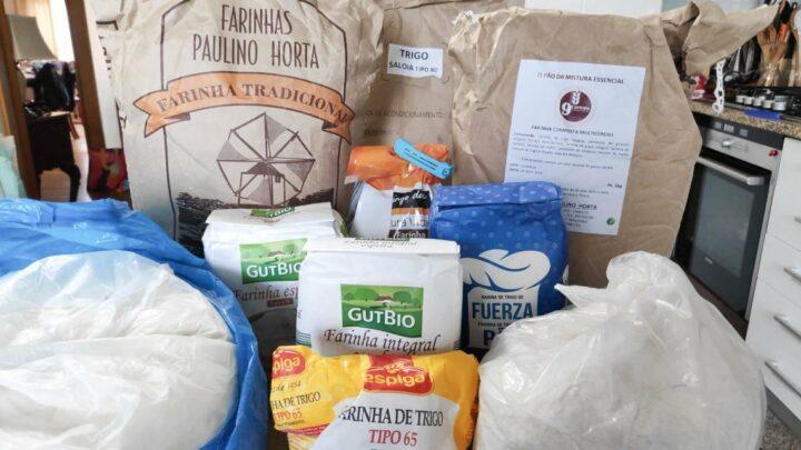 Tipos de Farinha para Pão com Fermento Natural