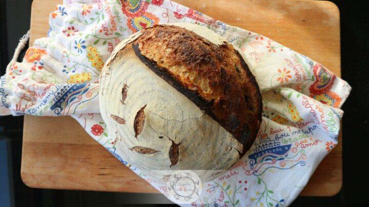 Vamos fazer Pão com Fermento Natural?
