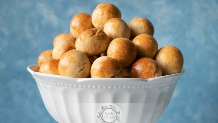 Bolinhas de Linguiça