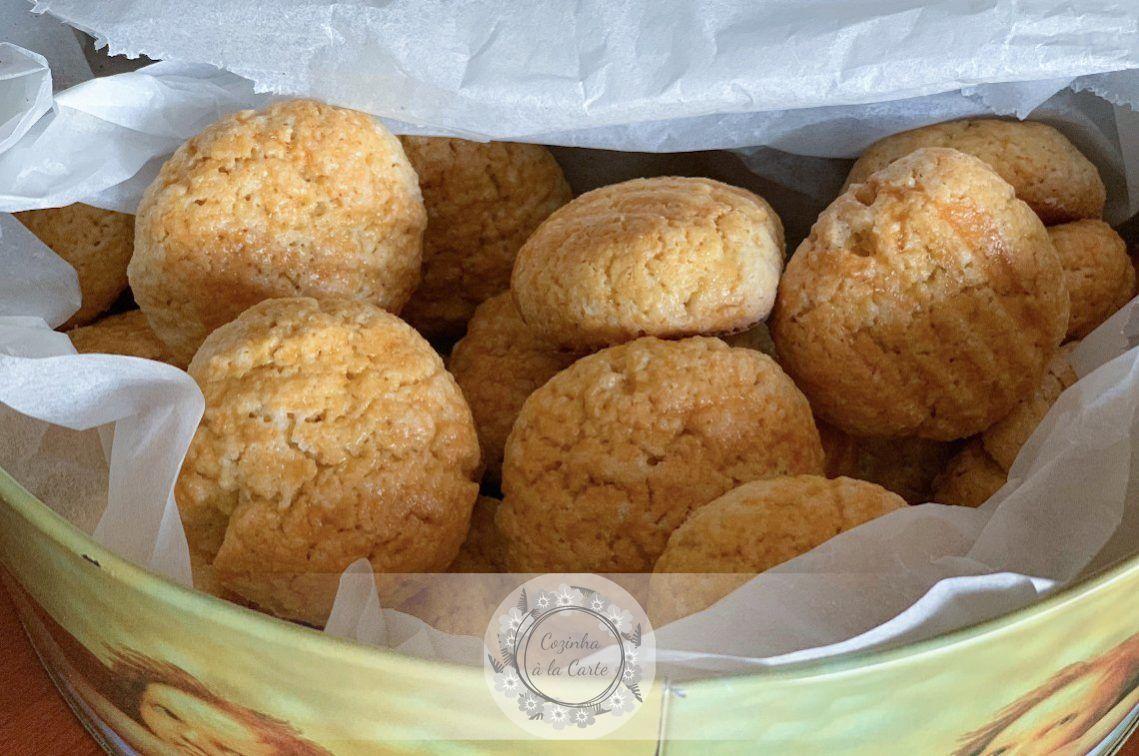 Biscoitos da Tia Lina