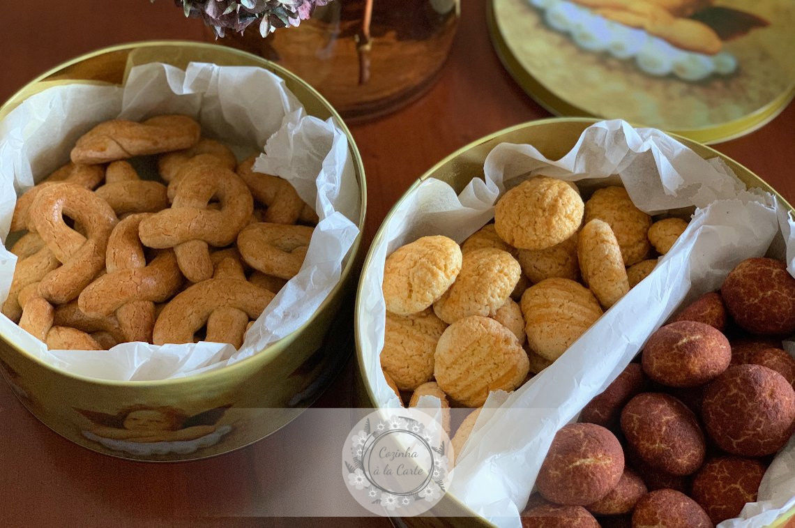 Biscoitos Tradicionais