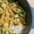 Penne com Frango, Pesto e Espinafres