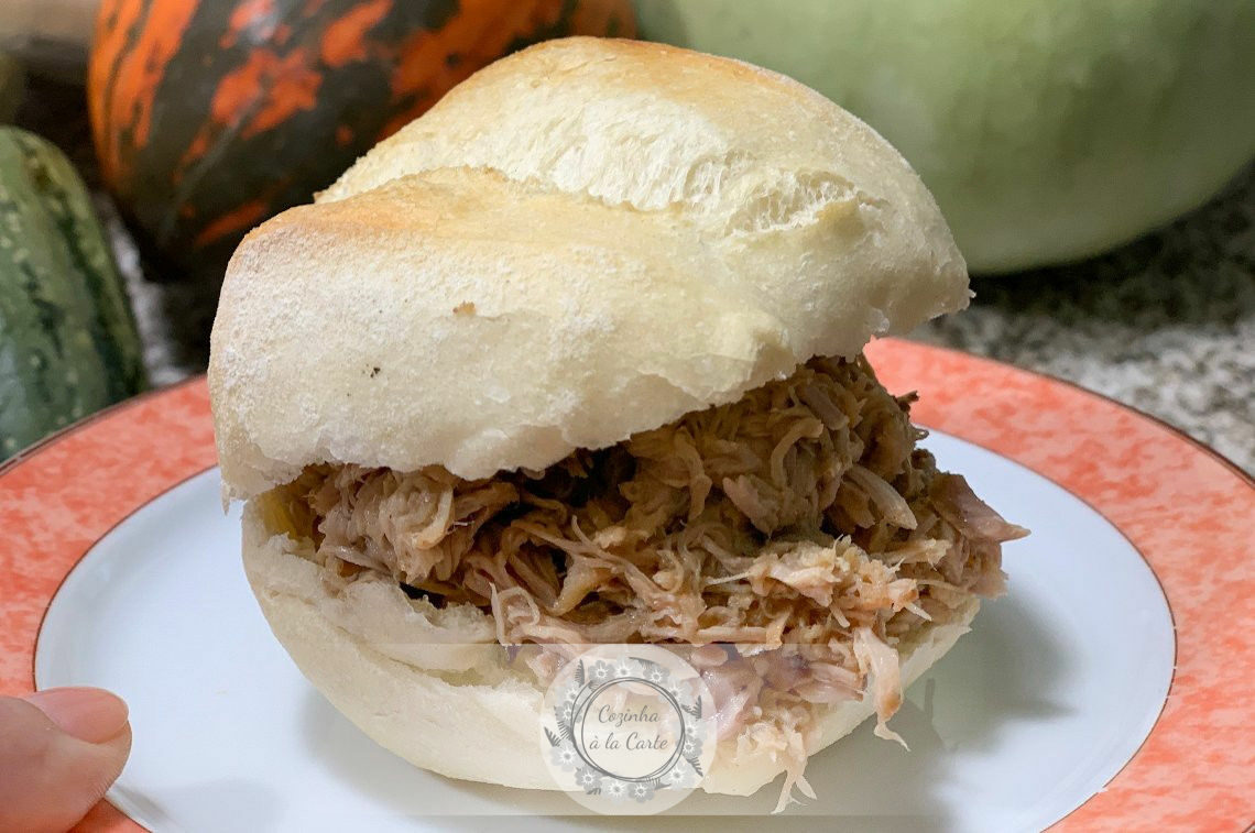 Pulled Pork na Slow Cooker