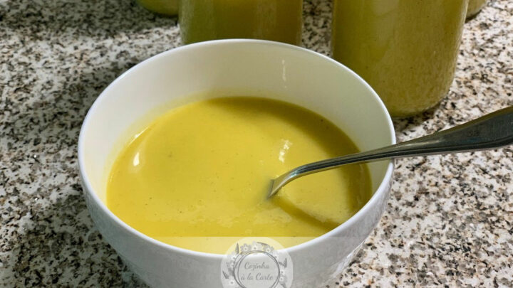 Sopa Suada de Legumes I