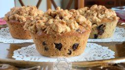 Muffins Crocantes de Chocolate