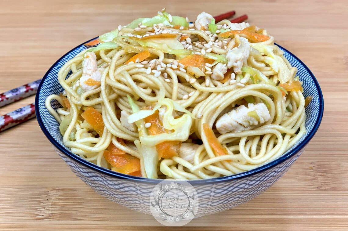 Noodles de Frango