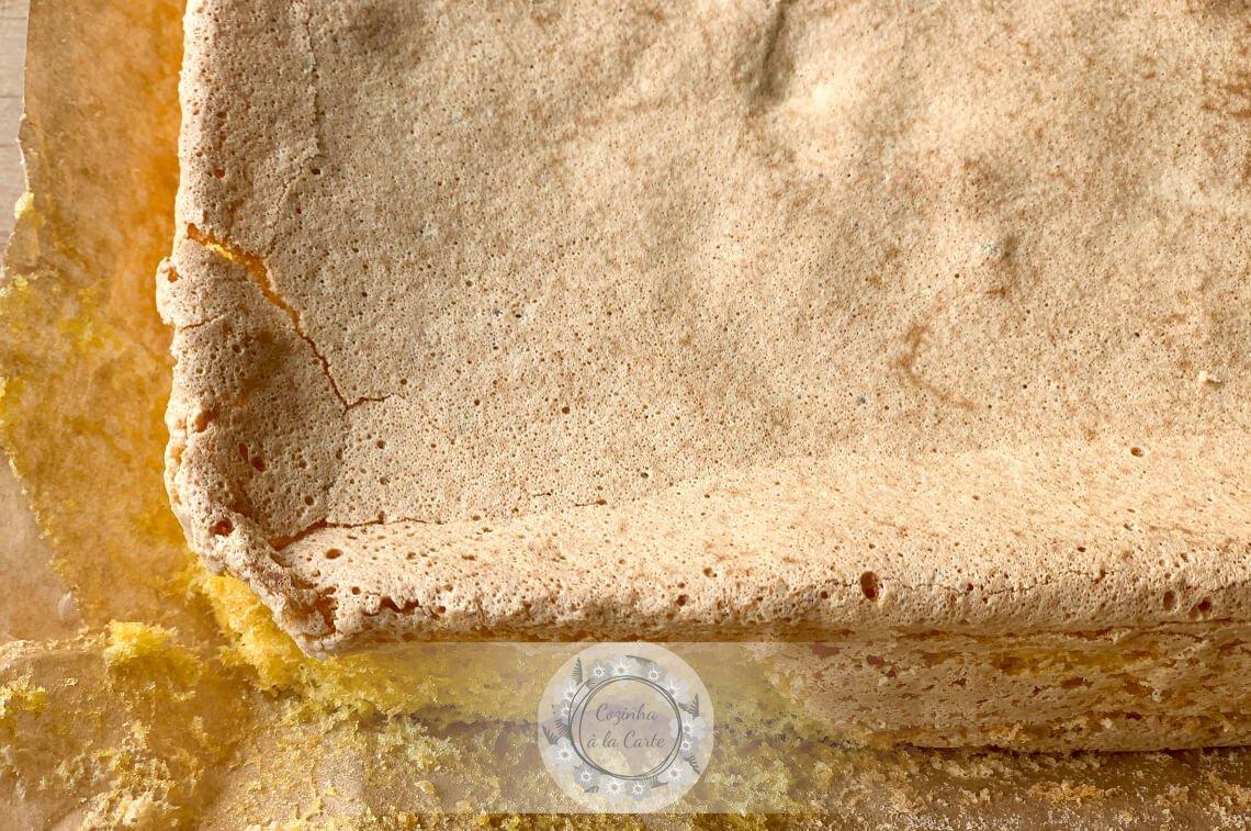 Pão de Ló de Ovos Inteiros
