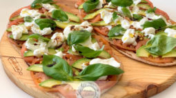 Pizza Esbelta