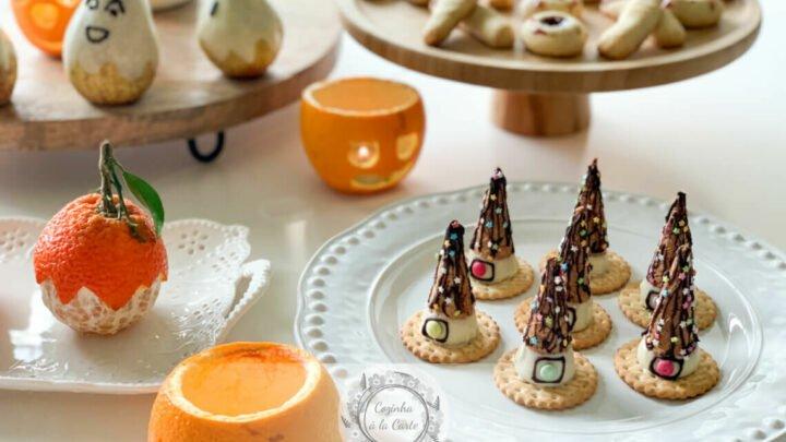 Chegou o Halloween… Temos deliciosas e assustadoras sugestões para si!