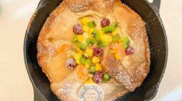 Panqueca Holandesa   Dutch Pancake
