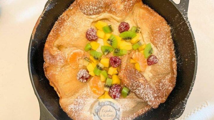 Panqueca Holandesa | Dutch Pancake